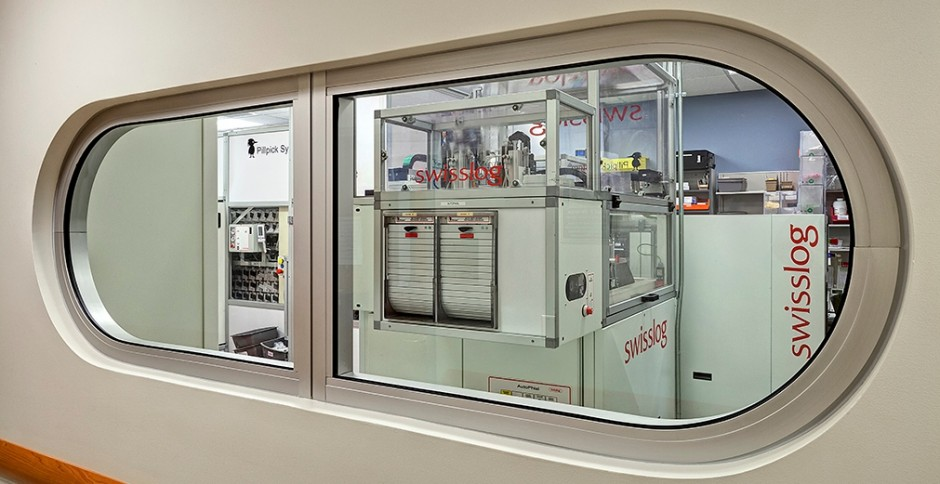 Pharmacy Compounding Suite Design, Pharmacy Compounding